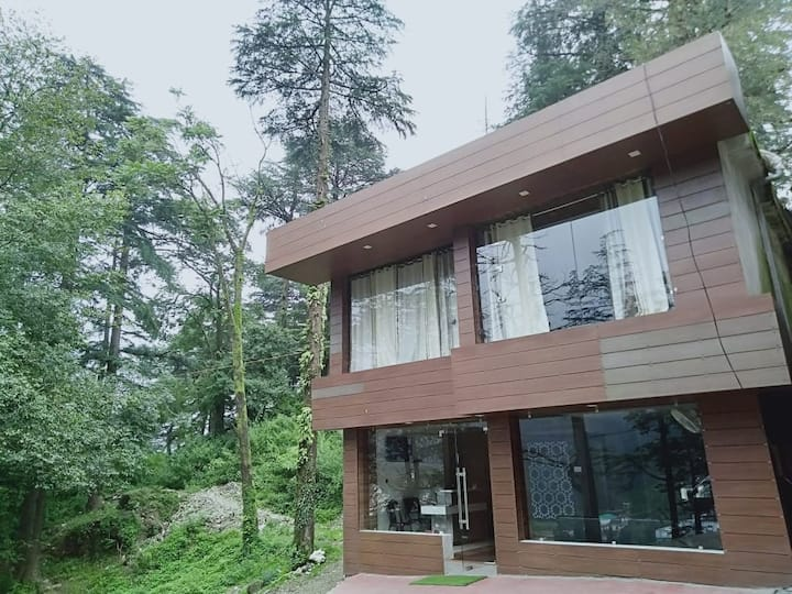 ♠️Nature Lodge|Mcleodganj|WiFi|Kitchen|Parking♠️
