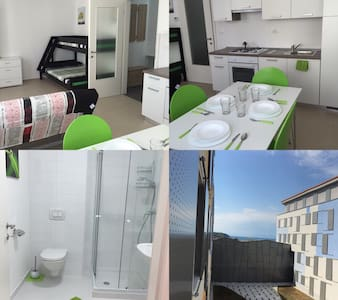 Уютные Апартаменты Ливада Изола - Apartemen