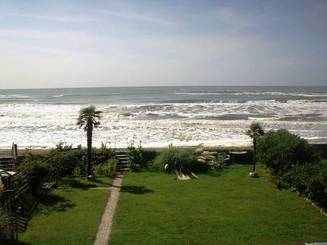 море у себя во дворе - Lanchkhuti - House