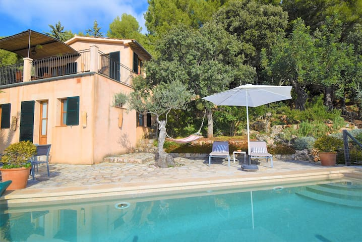 AMAZING VILLA WITH POOL, Son Bou