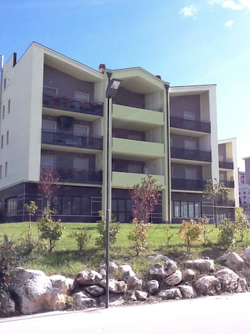 Miniappartamento panoramico - Campobasso - Appartement