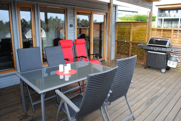 Rooms at modern house with all facilities - Kristiansand - Lejlighed