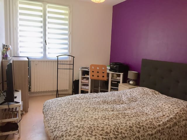 Appartement à proximité de Lyon centre