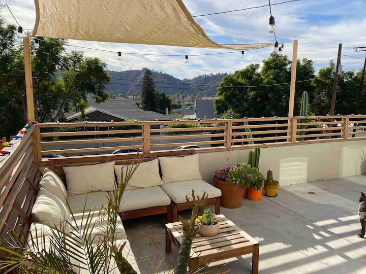 Casita Isabel: Views, Privacy & Outdoor Space