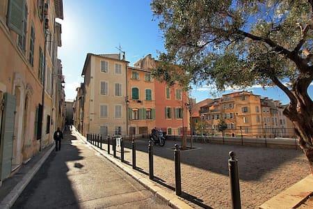 Studio Cosy au cœur du Panier - Marsylia - Apartament