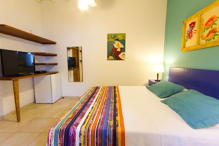 Casa Praia Camburi - Suíte 7