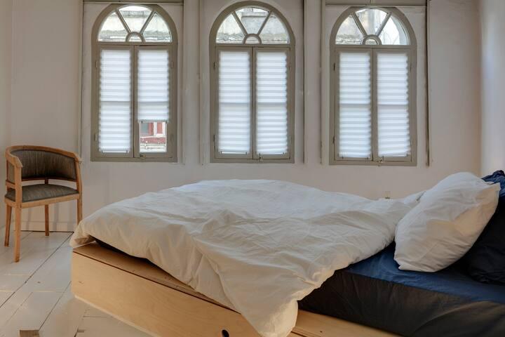 first floor - bedroom