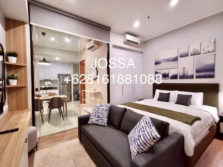 👍 Lux 1 BedRoom Condo -Taman Anggrek Residences