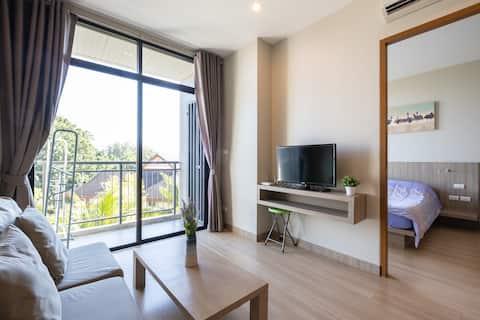 Nice & Modern room in Phuket town room # 2