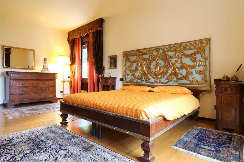 Your very spacious bedroom