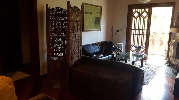 Apartamento Campos do Jordão próximo ao Teleferico