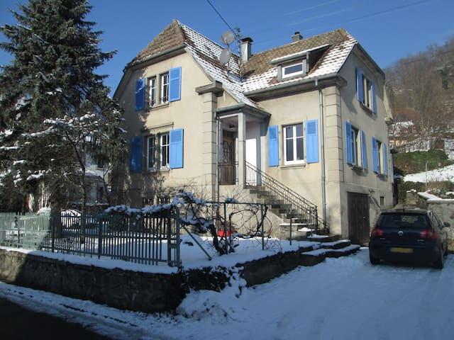 Maison entière Saint Amarin Vosges - Saint-Amarin