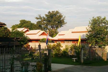 Chiangmai Maewang moutain view, nice big area