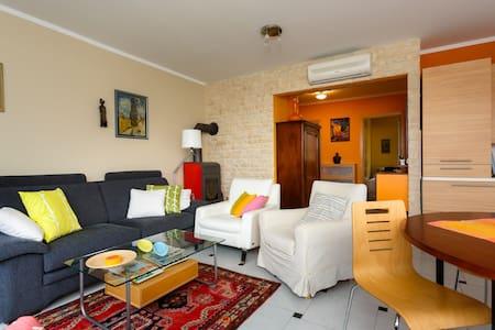 brand new family-friendly apartment - Klimno