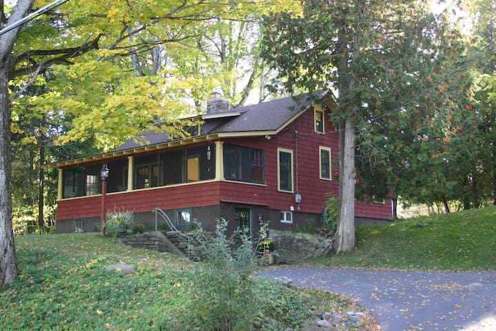 Cedar Lake Cottage - Clayville - Casa
