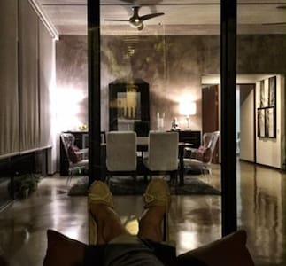 Super Luxe Loft in Quiet & Chic Ideal Location. - Pozos