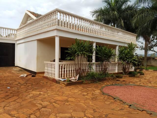 Jinja Home on the Nile