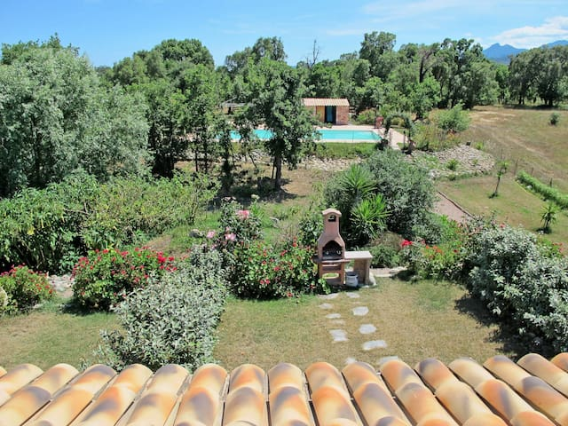 Semi-detached house Maison Gelormini for 8 persons