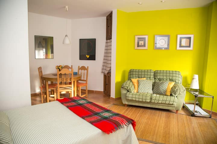 Apartamento TORNER Casco Antiguo