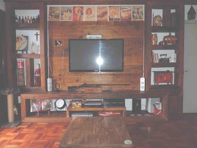 Lindo apartamento, elegante e bem localizado!!!