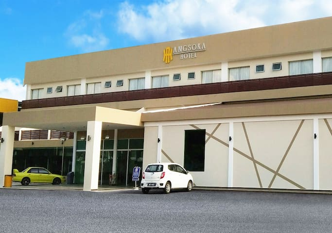 Angsoka Hotel Teluk Intan Queen 118