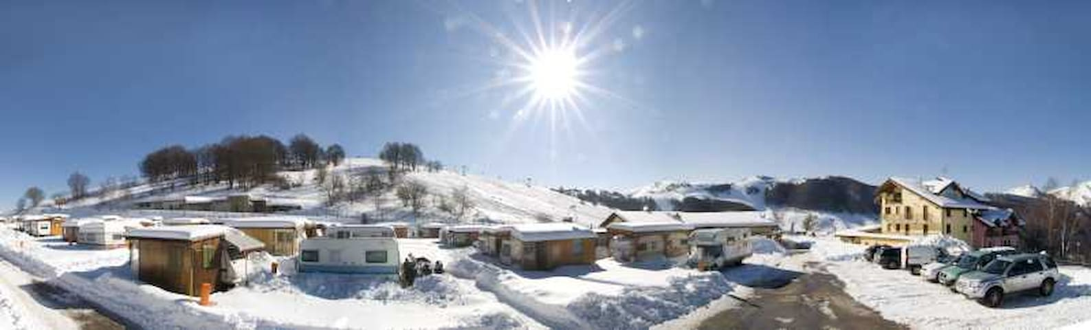 Piazzola in camping per camper e roulotte - Brentonico - Other