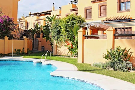 Holiday beach nr 7  house 8 person Costa del sol