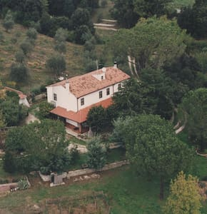 Villa in der Maremma Toskana - Castiglione della Pescaia - Wohnung