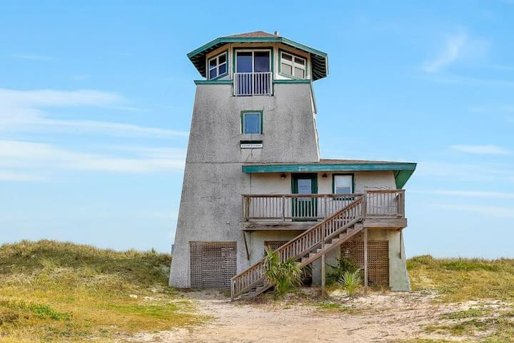 Amelia/Fernandina Beach Lighthouse Off the Market - Fernandina Beach - Casa