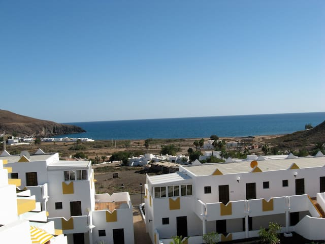Beautiful apartment in Giniginimar, Fuerteventura. - Tuineje - Apartamento