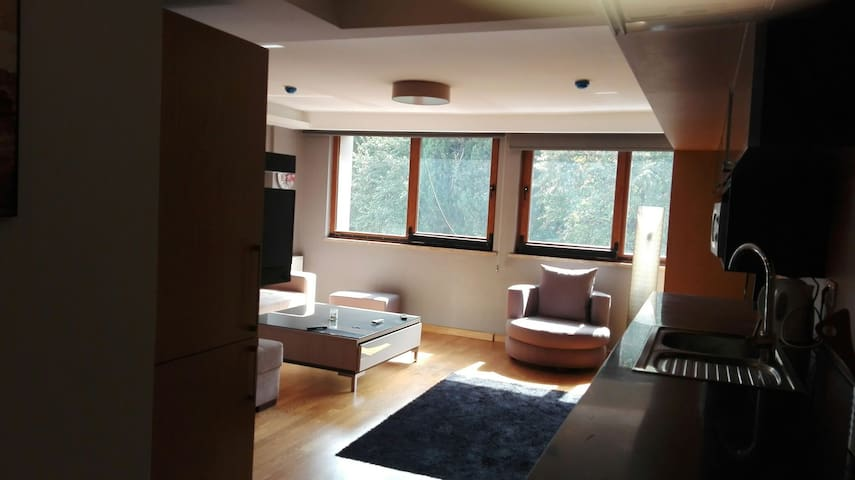 very comfortable flat in Istanbul - sisli - Departamento