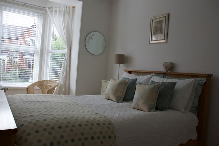 Lovely double room in our award winning B&B