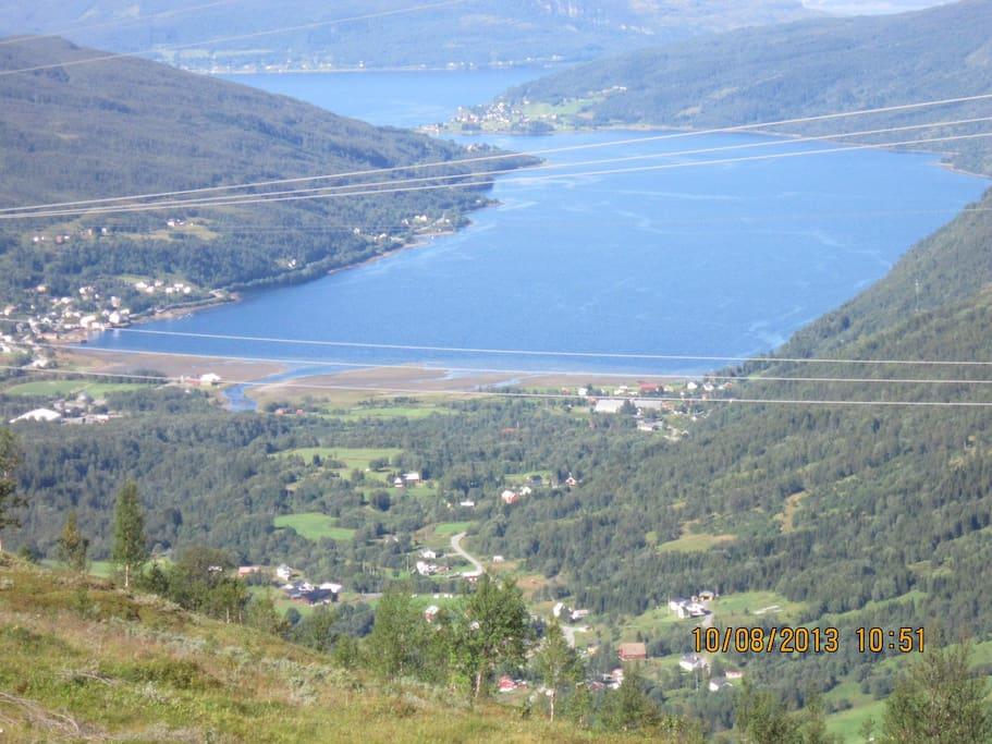 Gratangsfjorden
