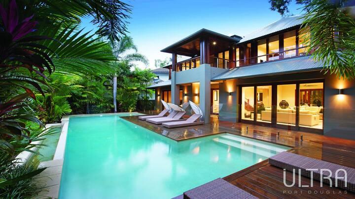 Villa Omaroo - Beachfront Mirage Port Douglas