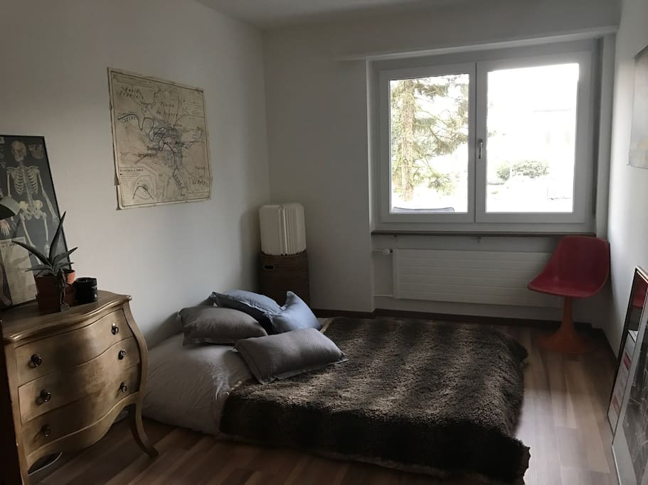 Room to rent in my confortable appartement appartements for Matelas bienne