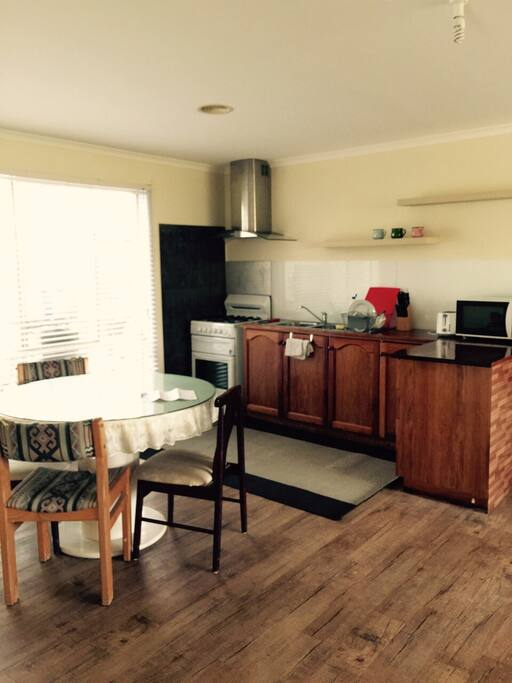 獨立的廚房空間,隨時可儘情享受美食