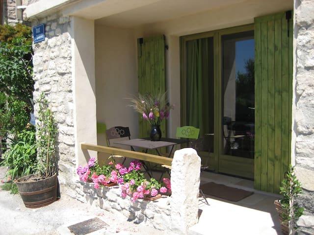 Maison de charme en haute-Provence