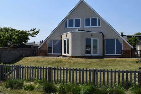 Hawthorn Cottages East by the Beach - Carnoustie - Dom