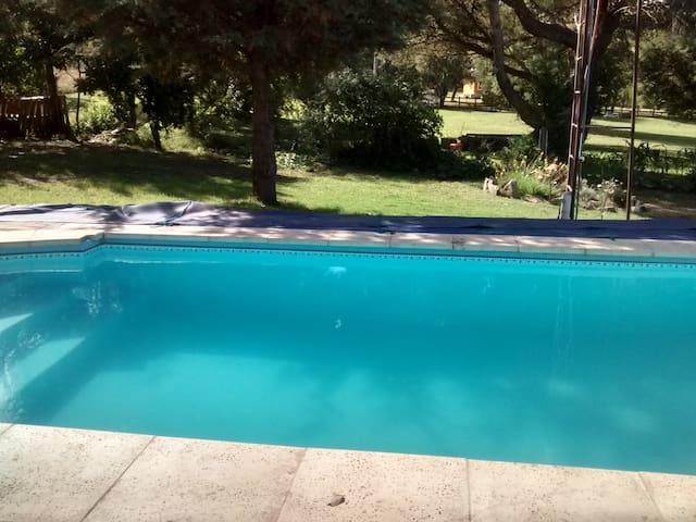 Villa Ventana, lugar soñado $1800  Pascua 6d$9000