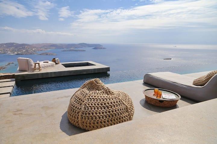 Syros Luxury Villa