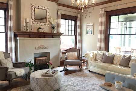 Beautiful Midtown Home, 3 Rooms - Oklahoma City - House
