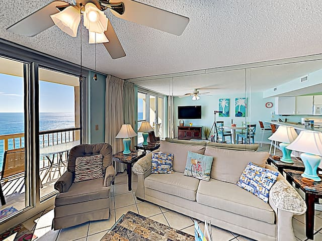 Unblocked Beach Views, Private Balcony