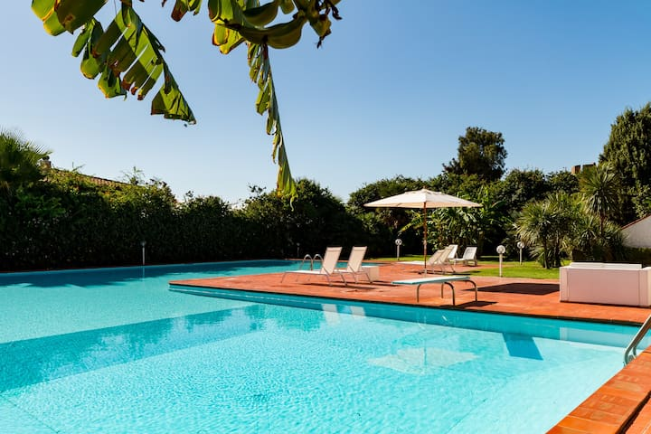 WiFi villa with pool - Capoterra - Talo