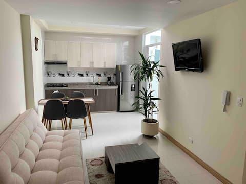 Apartamento completo en el mejor sector de Tunja