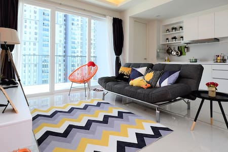 Cozy Condo at Cyberjaya 2Bedroom 2Parking Netflix