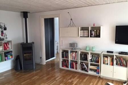 Hyggeligt og praktisk rækkehus. - Fredericia