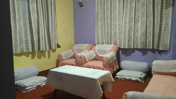 Kathmandu Home (Single Room, Kitchen and Bathroom)