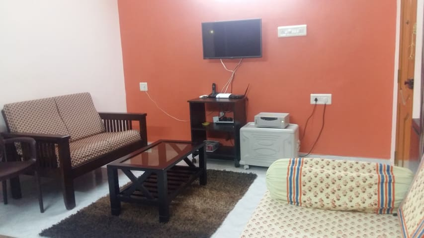 Centrally located and in Ground Floor - Royapettah - Chennai