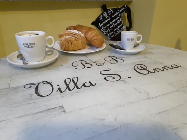 B&B S. Anna - 10min da OUTLET Serravalle S. 🌹