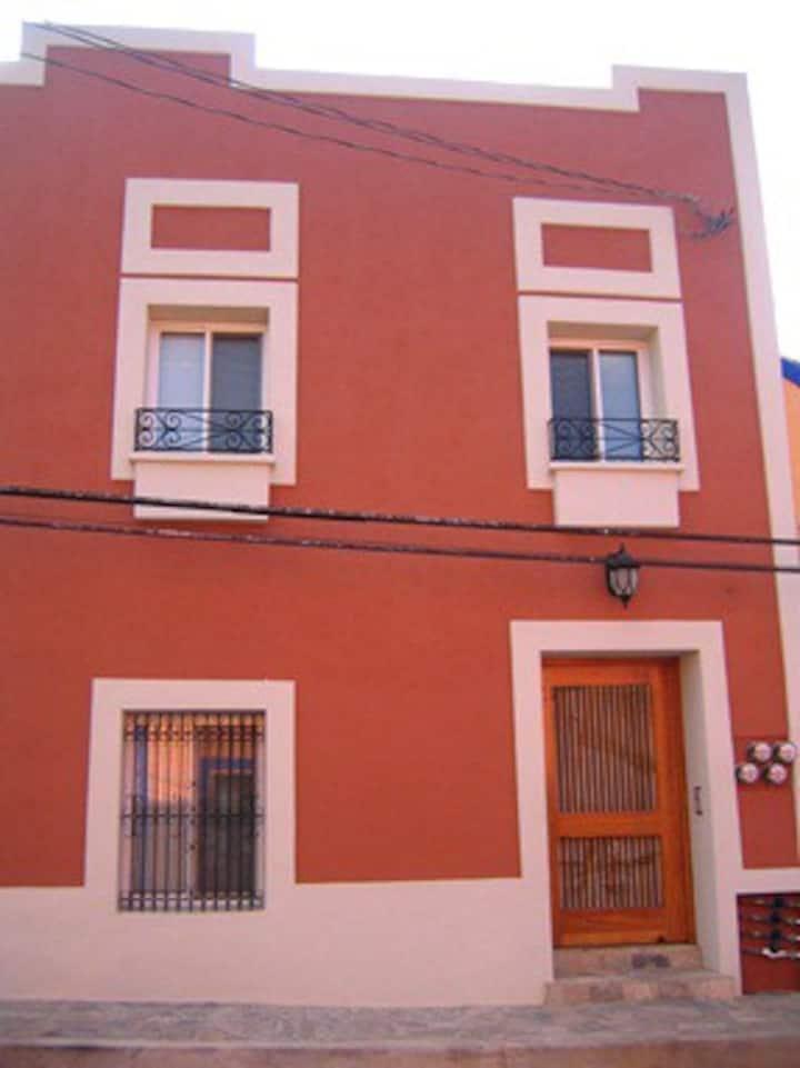 Las Palomas [1 - Villa], en La Villa de Santiago
